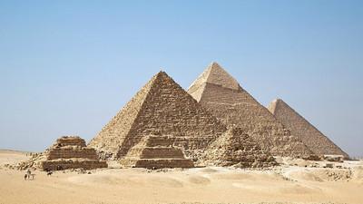 金字塔到底怎麼蓋?明明四周都沒斜坡 新說法「關鍵斜坡在內部」