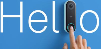 Google影像門鈴可偵測來貨並自動通知
