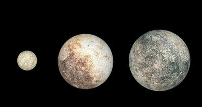 NASA署長支持冥王星是行星!