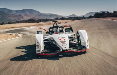 保時捷99X電動賽車備戰Formula E