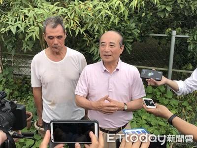 總統大選傳「郭宋合」 王金平:言之過早