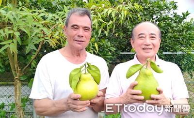 王金平訪罹癌柚農
