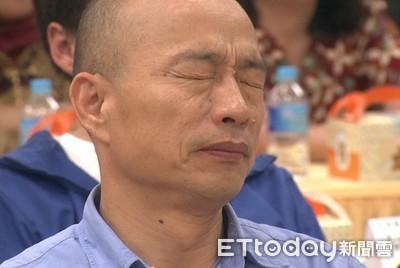 身體撐不住了!韓國瑜取消夜宿新住民家