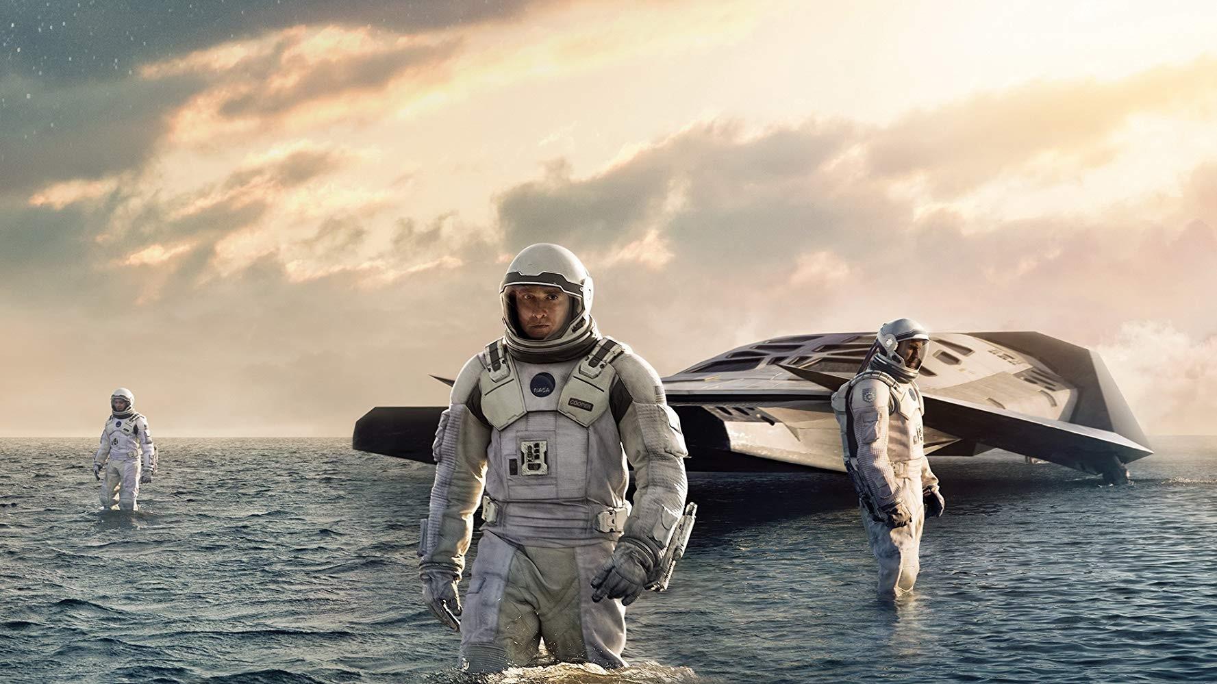 ▲▼《星際效應》劇照。(圖/翻攝自IMDb)