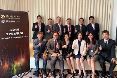 櫃買新加坡引資大獲好評 受惠5G發展外資提升對台投資信心
