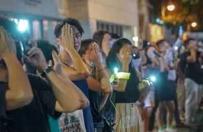 民陣8日遊行 警:出現暴力將終止