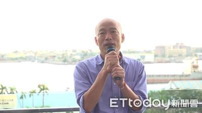 網亂傳韓國瑜死訊!競辦將蒐證提告