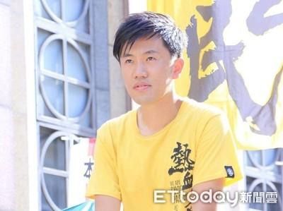 香港政界第5人!立法會議員黃洋達被捕
