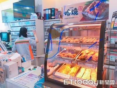 獨家限定!超商變身「24小時燒烤店」 小7開賣手工串燒、蜜汁雞排