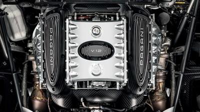 Pagani在2026年前仍會有V12引擎