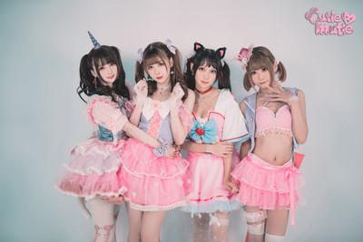 CutieMutie 原創編製舞蹈全球首發