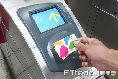 北捷常客優惠2月上路 最高回饋3成可當購物金使用