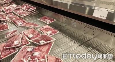 陸「豬肉荒」市價飛漲超過2倍