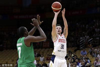 無畏奈及利亞NBA群星 俄羅斯險勝