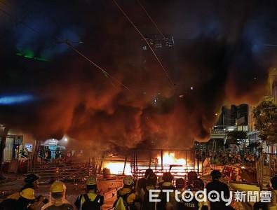 港澳辦:示威者要奪取特區管治權