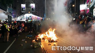 831遊行16名示威者涉「暴動罪」被補