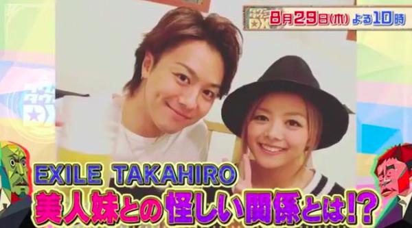 ▲TAKAHIRO與妹妹感情相當好。(圖/翻攝自日網)