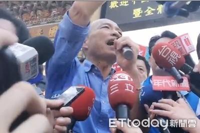 「韓國瑜墜樓亡」高市府怒了!正式報案提告