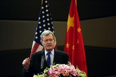 前美駐華大使:川普在玩等待遊戲
