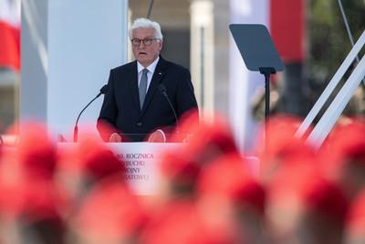 德總統二戰80周年:望波蘭原諒納粹