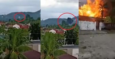 菲國救援直升機墜毀 9人全罹難