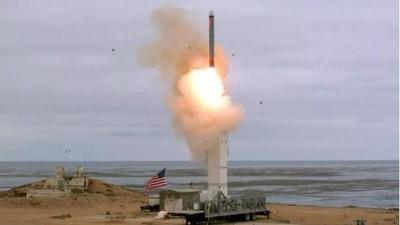 美軍部署在羅馬尼亞MK-41可變成進攻性武器