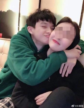 ▲漆培鑫被控劈腿道歉了。(圖/翻攝自微博)