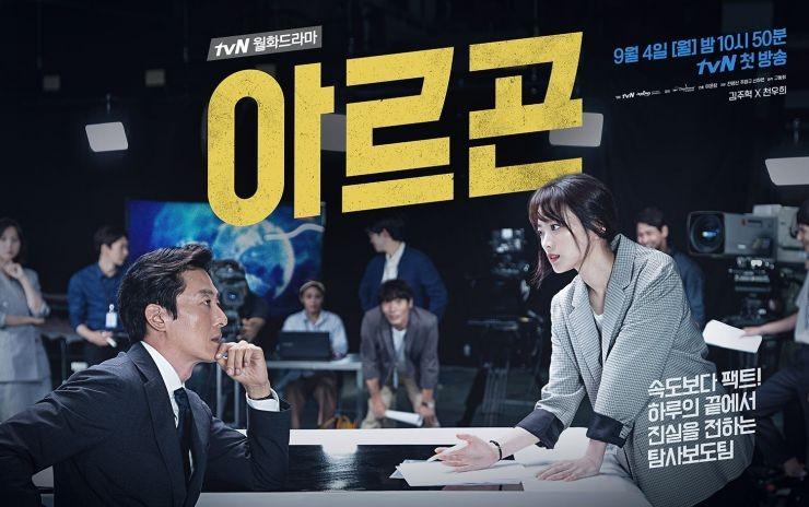▲▼韓劇《Argon》。(圖/翻攝自IMDb)
