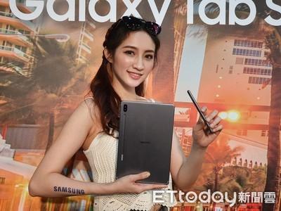 三星「筆電級」平板Galaxy Tab S6登台