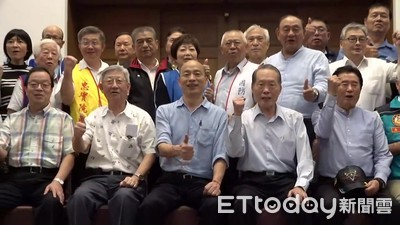 韓國瑜平日也競選!挺韓團長:獨立參選的都不應該