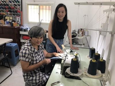 翻轉二手衣 香港媳婦創造新時尚