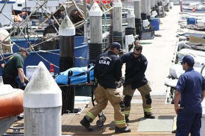加州外海火燒船增至8死!船長「求救錄音檔曝光」