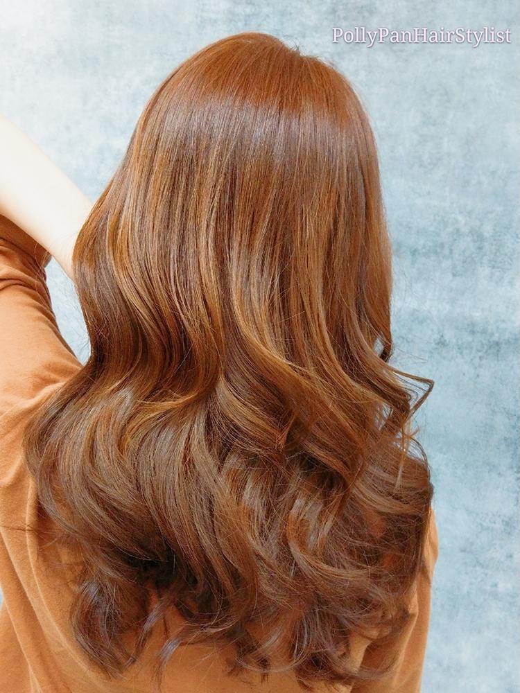 ▲▼蜜糖髮色。(圖/StyleMap)