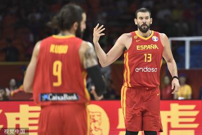 世籃16強塞爾維亞、西班牙同組