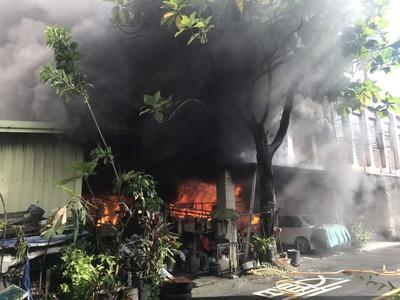 宜縣五結民宅大火 2樓廁所外尋獲1遺體
