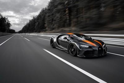 金氏世界記錄不承認Bugatti紀錄