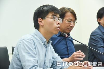 黃之鋒:盼韓國瑜、柯文哲挺香港
