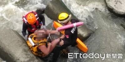 13歲少年溪中浮沉「30hrs」 家屬嚇壞:人呢?