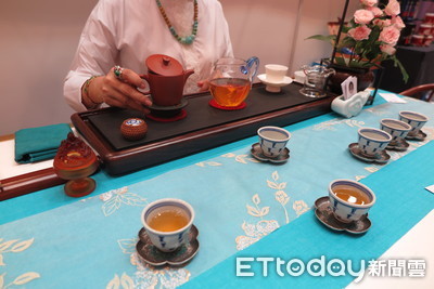 台茶葉、文創夯 魯台會推兩岸經貿