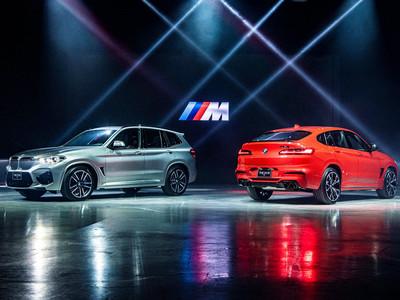 495萬BMW X3 M&X4 M競技版登台