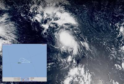 颱風法西生成!最新路徑出爐