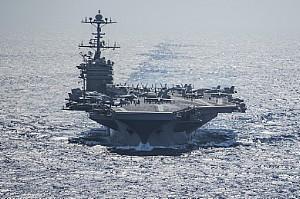杜魯門號又故障 美東岸戰力短缺