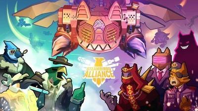 清版射擊也能連線玩!Steambirds Alliance免費玩 彈幕駁火超暢快