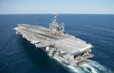 杜魯門航母艦長「伊朗裔」 伊斯蘭革命搬回美國