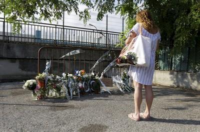 法國今年已有百名婦女死於家暴