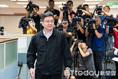 黃國昌選總統 卓榮泰:別忘記初心
