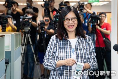 管碧玲:台灣沒有對不起索羅門、民進黨也沒有對不起呂秀蓮