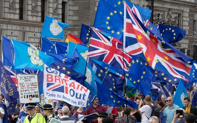 歐盟原則同意 英國延遲脫歐期限