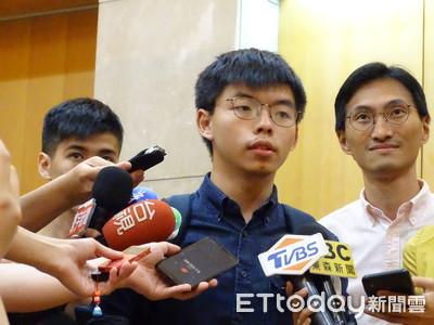 撤回條例也不讓步 黃之鋒:香港需要民選特首