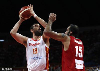 伊朗差點開胡 西班牙8分險勝
